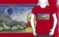 2014 5 26 She Calls to the Moon fig,red,womens,ffffff.u4