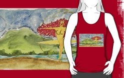 2014 6 2 Booby Gurl Dervish Crescent fig,red,tank,ffffff.u4