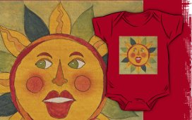 2014 MEXICALI SUN 5 fig,red,shortsleeve_one_piece,ffffff.u4